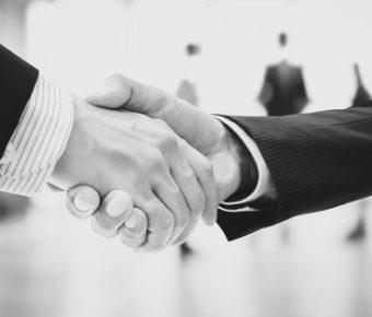 Handshake Business Agreements in North Dakota
