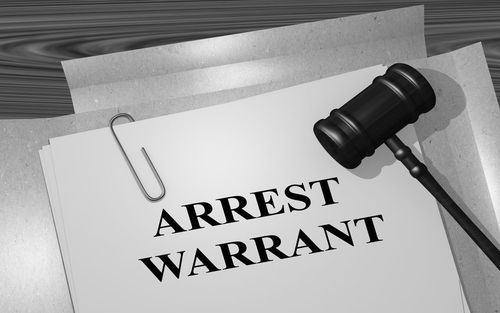 Arrest Warrants In North Dakota