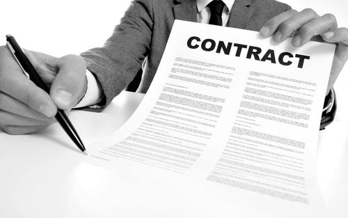 Contracts And Coronavirus