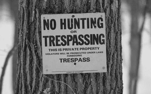 Posting & Trespassing Laws North Dakota